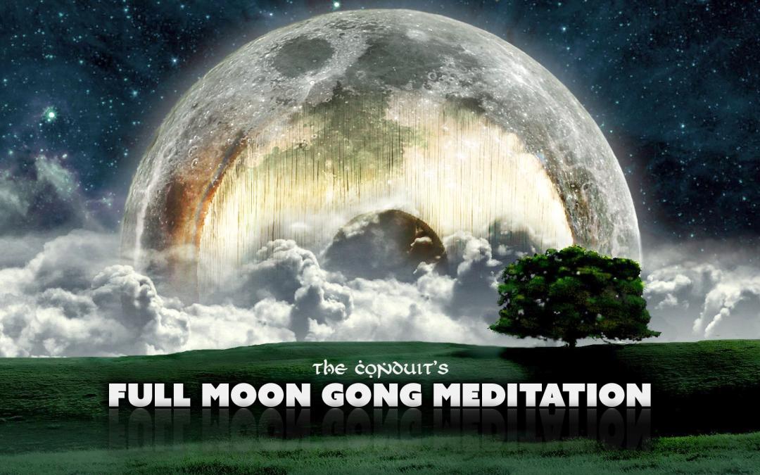 FULL MOON Sound Meditation